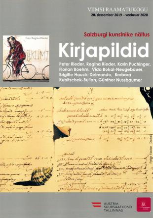 Austria kunstnikeühenduse grupinäitus ''Kirjapildid''