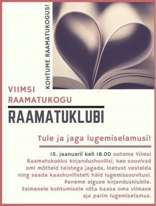 Raamatuklubi