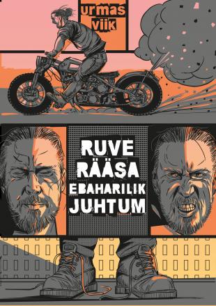 Urmas Viigi koomiksinäitus ''Ruve Rääsa ebaharilik juhtum''