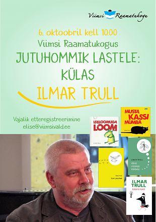 Lastehommik Ilmar Trulliga