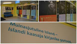 Muinasjutuline Island – Islandi kaasaja kirjanike portreid