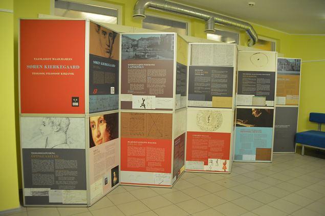 Näitus ''Taanlasest maailmamees Søren Kierkegaard''