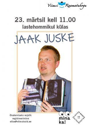 Lastehommik: Külas Jaak Juske