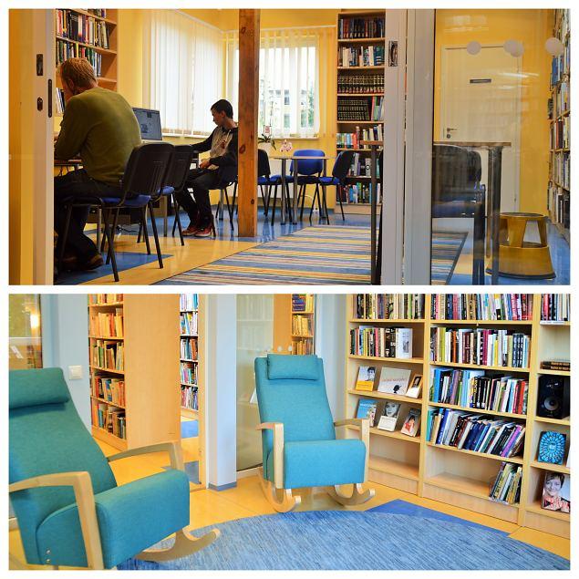 Uuendused raamatukogus