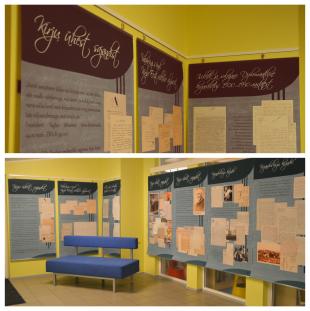 Näitus ''Kirju ühest sajandist''