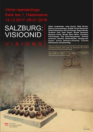 """Salzburgi liidumaa kunstnike näituse """"Salzburg: visioonid"""""""