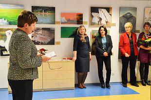 """Salzburgi liidumaa kunstnike näituse """"Salzburg: visioonid"""" avamine"""