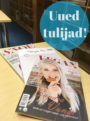 Uued ajakirjad