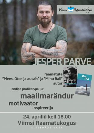 Kohtumine Jesper Parvega