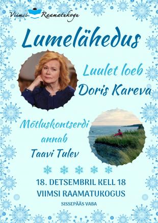 Lumelähedus: Doris Kareva ja Taavi Tulev