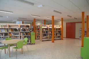 Püünsi raamatukogu uuenenud lahtiolekuajad