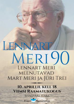 Lennart Meri 90 - mälestusõhtu